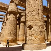 decouverte egypte